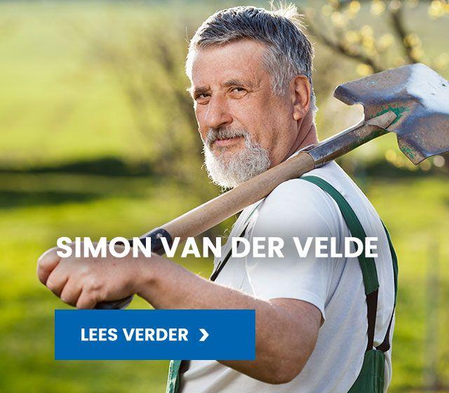 Van der Velde Waterplanten advies van Simon